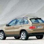 Автомобиль BMW X5 E53 3.0d 184 Hp