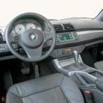 Интерьер BMW X5 E53 3.0d 184 Hp